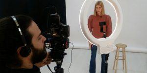 Grabación de videobooks