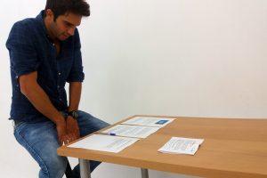 Preparar castings, comunicación