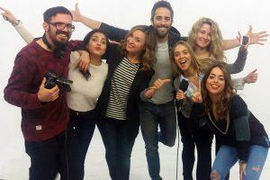 Curso superior de presentadores de TV en Madrid