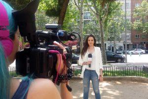 Curso de grabación de videobooks en Madrid
