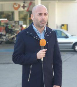 Presentadores y reporteros, formación en Madrid