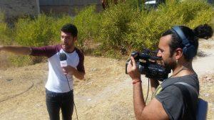 Formación como periodistas y reporteros