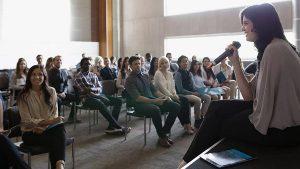 Oratoria, curso de hablar en público