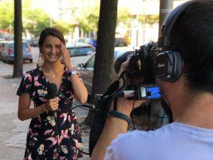 Formación para periodistas en Madrid