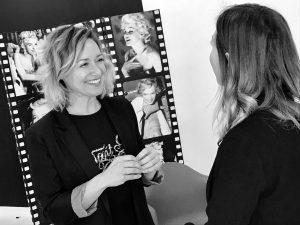 Olga Marset, prensentadora de TV, radio y publicidad