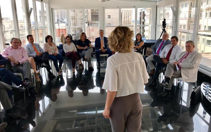 Cursos para hablar en público, Madrid